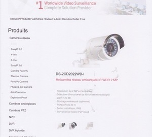 LRC Safety sprl - CCTV